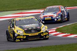 Adam Morgan, WIX Racing Mercedes Benz A-Class