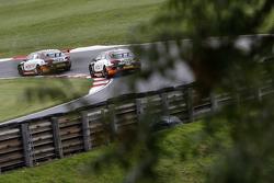Jason Plato, and Colin Turkington, Team BMR Volkswagen CC
