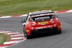 Gordon Shedden, Honda Yuasa Racing Honda Civic Type R
