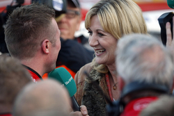 Louise Goodman interview Gordon Shedden