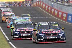 Craig Lowndes e Steven Richards, Triple Eight Race Engineering Holden
