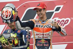 Le vainqueur Dani Pedrosa, Repsol Honda Team