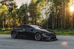 Polestar Racing unveils the new Volvo S60 TC1
