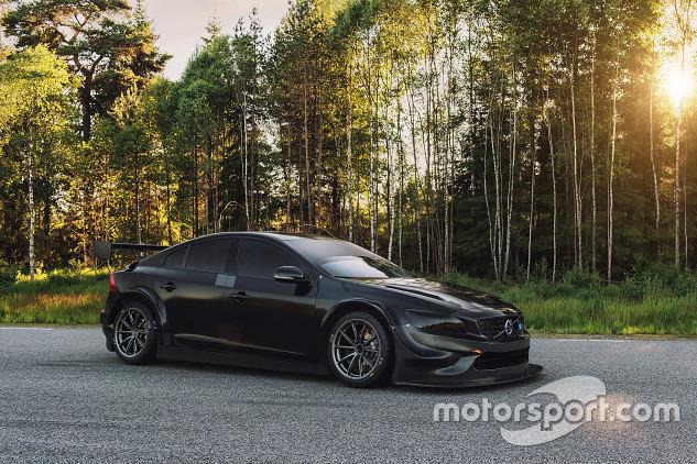Polestar Racing yeni Volvo S60 TC1'i görücüye çıkarttı