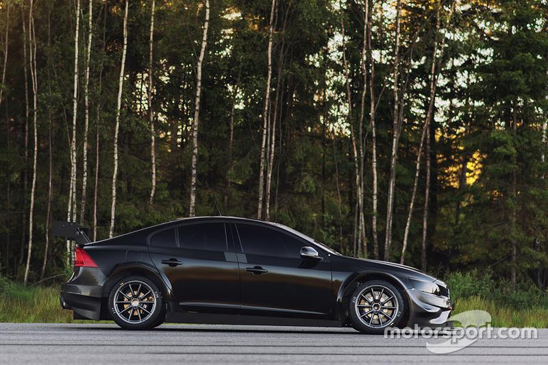 Polestar Racing unveils the new Volvo S60 TC2
