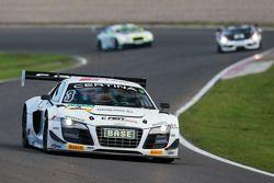 #3 YACO Racing, Audi R8 LMS ultra: Rahel Frey, Philip Geipel