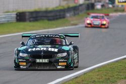 #19 Takımı Schubert BMW Z4 GT3: Uwe Alzen, Claudia Hürtgen