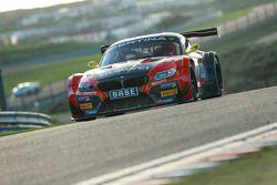 #80 Team Schubert BMW Z4 GT3: Dominik Baumann, Jens Klingmann