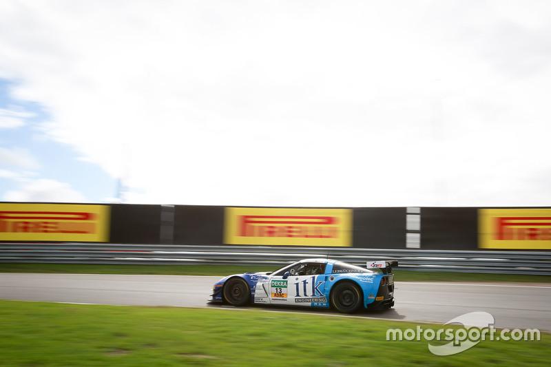 #13 RWT Corvette Yarış Takımı Z06.R GT3: Sven Barth, Remo Lips