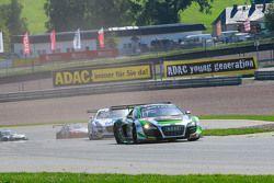 #16 Yaco Racing Audi R8 LMS ultra: Rahel Frey, Philip Geipel