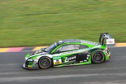 #16 Yaco Racing, Audi R8 LMS ultra: Rahel Frey, Philip Geipel