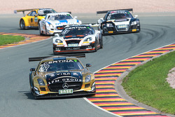 #42 HP Racing, Mercedes-Benz SLS AMG GT3: Harald Proczyk, Andreas Simonsen
