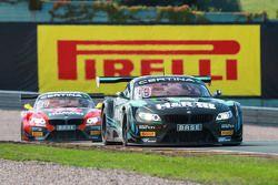 #19 Team Schubert, BMW Z4 GT3: Uwe Alzen, Claudia Hürtgen