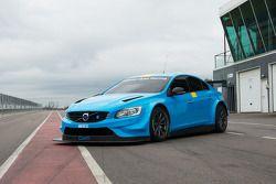 Polestar Racing stellt den neuen Volvo S60 TC1 für den Einsatz in der WTCC vor