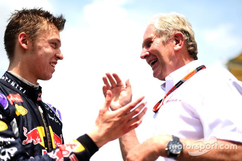 Первое и самое главное: вернулся в Формулу 1.