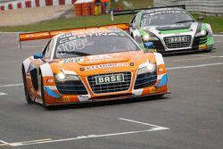 #100 MS Racing Audi R8 LMS ultra: Daniel Dobitsch, Edward Sveström