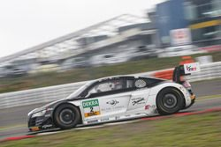 #2 C. Abt Racing Audi R8 LMS ultra: Jordan Lee Pepper, Nicki Thiim