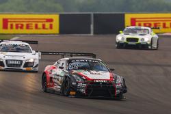#22 MRS GT-Racing Nissan GT-R NISMO GT3: Dominic Jost, Florian Scholze