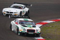 #8 Bentley Takımı HTP Bentley Continental GT3: Fabian Hamprecht, Clemens Schmid