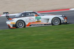#33 Motorsport Mercedes SLS AMG GT3 Araçları: Alexander Mattschull, Renger van der Zande