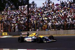 """尼格尔·曼塞尔曾是""""墨西哥大奖赛""""大师"""