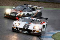 #14 Lambda Performance Ford GT GT3: Nico Verdonck, Frank Kechele