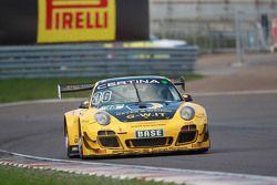#36 Schütz Motorsport Porsche 911 GT3 R: Klaus Bachler, Martin Ragginger
