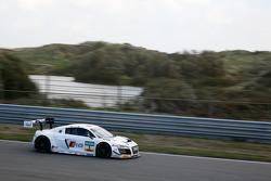 #3 YACO Racing Audi R8 LMS ultra: Rahel Frey, Philip Geipel