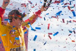 Race winnaar Joey Logano, Team Penske Ford