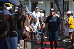 Alex Zanardi Hawaii Ironman Triatlon