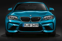 La BMW M2 2016