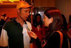 David Hunt beim GP von Singapur 2010