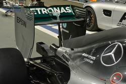 Mercedes F1 W06 Hybrid