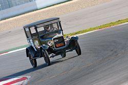 Владимир Чугуненков, Ford T