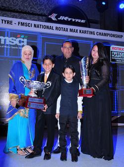 Shahan Ali Mohsin Micro Max Champion