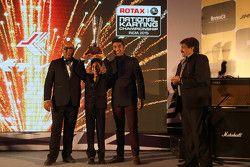 Shahan Ali Mohsin best driver of the year award