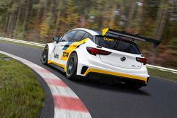 Opel Astra OPC TCR