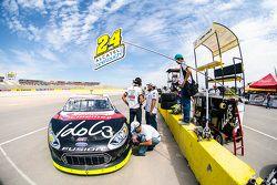 L'auto di Rodrigo Peralta, Tame Racing