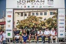ناصر العطية، رالي الأردن