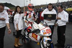 Manuel Pagliani, San Carlo Team Italia sulla griglia di partenza