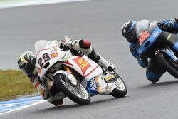 Stefano Manzi, San Carlo Team Italia davanti ad Andrea Migno