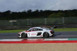 Audi R8 LMS-GT3 #7 Andrea Amici, Marco Mapelli, Audi Sport Italia