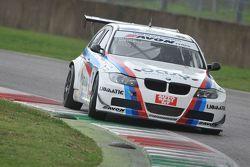 BMW M3 E90 #3, Stefano Valli, Vincenzo Montalbano Zerocinque Motorsport