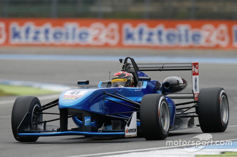 Европейский чемпионат Формула 3: Artline Engineering