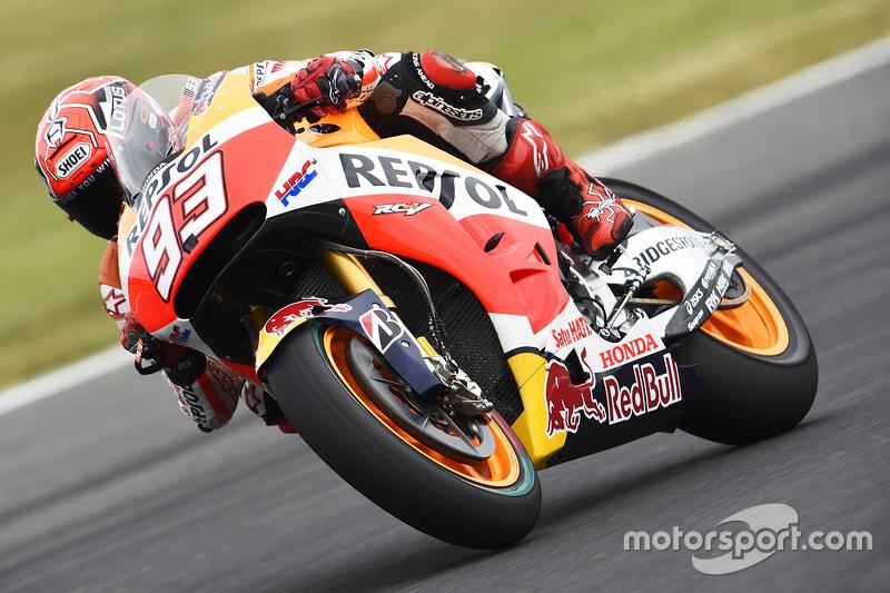 2015: Marc Marquez, Repsol Honda Team