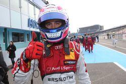 Troisième place en qualifications pour Miguel Molina, Audi Sport Team Abt Audi RS 5 DTM