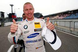 Polesitter Maxime Martin, BMW Team RMG BMW M4 DTM