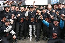 2015 champion Паскаль Верляйн, HWA AG