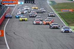 Inicio: Maxime Martin, BMW Team RMG BMW M4 DTM lidera