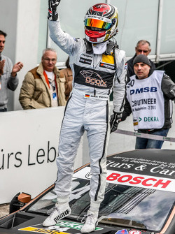 Il Campione 2015 Pascal Wehrlein, HWA AG Mercedes-AMG C63 DTM
